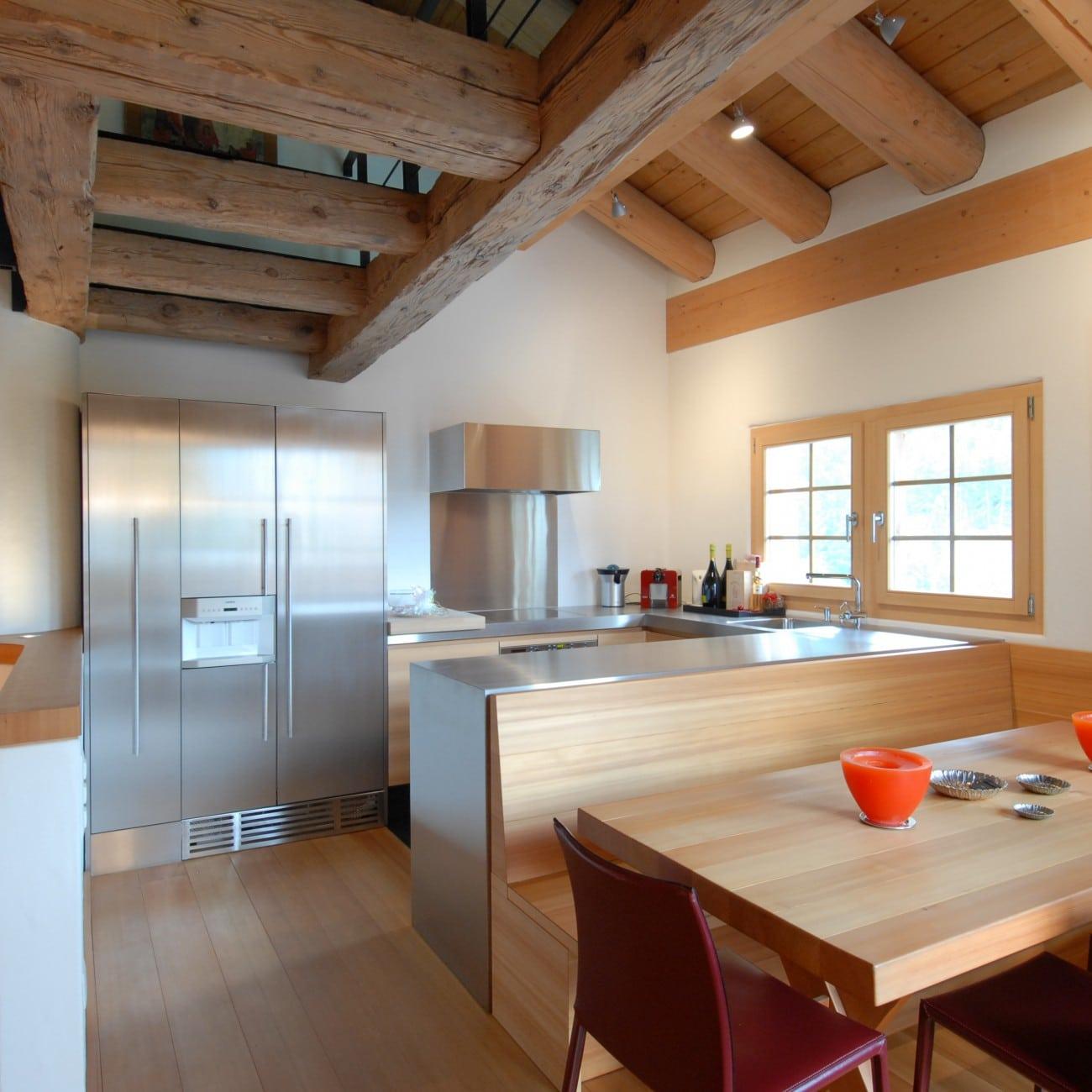 Fabulous Die perfekte Küche - Architektur Zehnder HK92