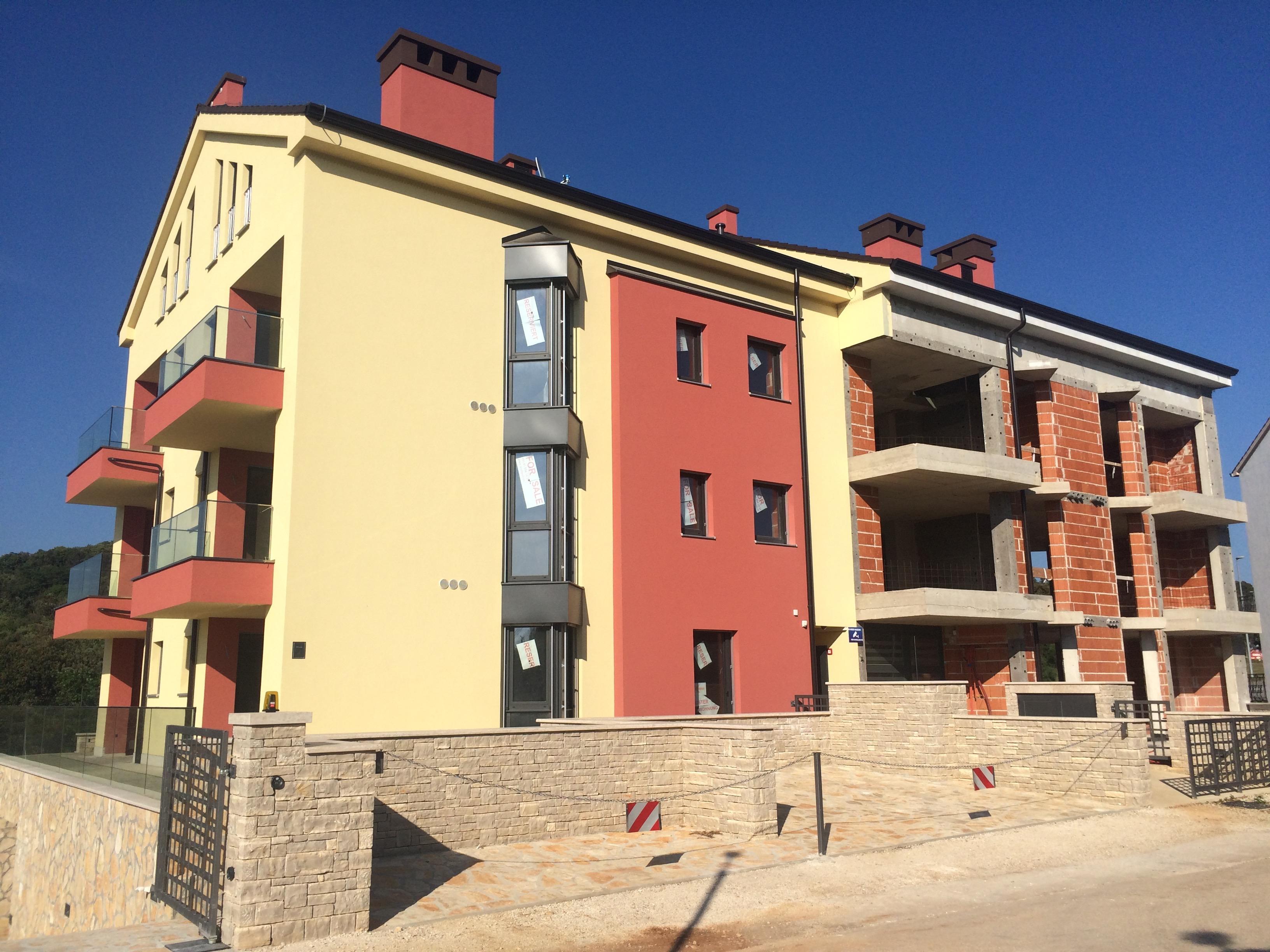 Haus in Kroatien kaufen - Architektur Zehnder