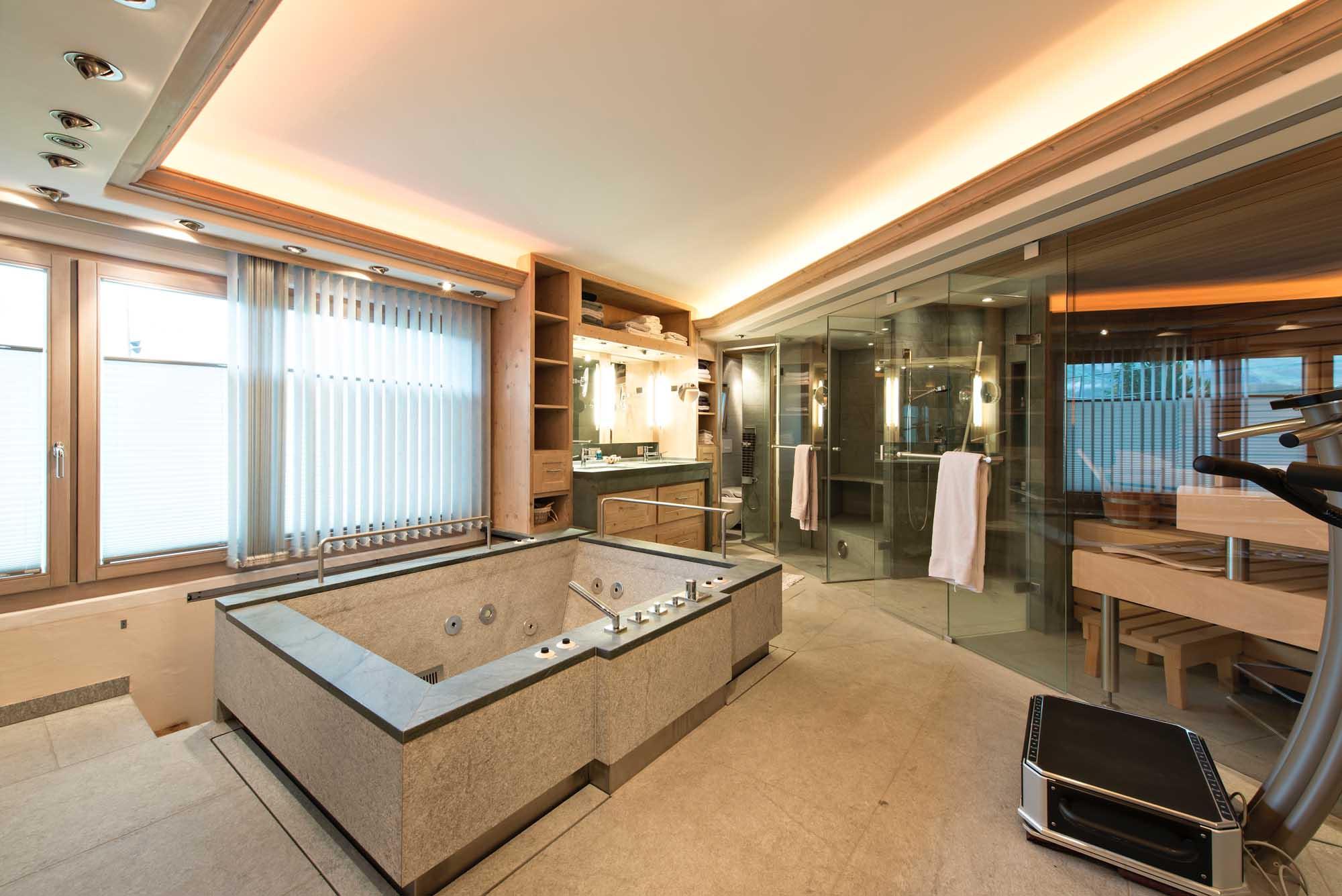 Awesome Modernes Design Spa Hotel Gallery House Design Ideas Spa Und ...